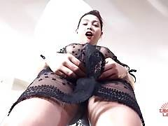 Samay is a beautiful 21 year old ladyboy who lives in Bangkok. She is slim, passable, fun, nice uncut cock and delicious ass. She is very clean, smart and horny.